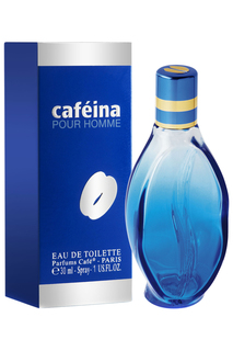 Cafeina Pour Homme,30 мл спрей Cafe-Cafe