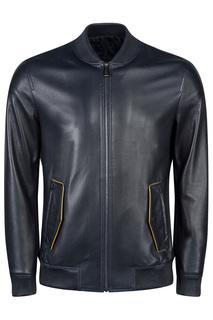 Кожаная куртка ROCCOBAN