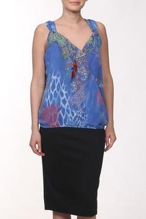 Блузка с заколкой Vangeliza