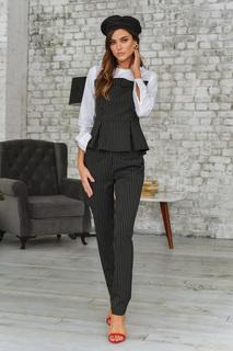 Костюм: блуза, брюки AVEMOD
