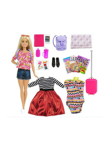Barbie Набор Путешествие Barbie