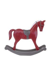 Лошадь-качалка DUE ESSE CHRISTMAS