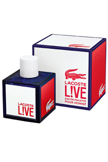 Lacoste Live EDT, 40 мл Lacoste