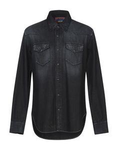 Джинсовая рубашка Acne Studios BLÅ Konst