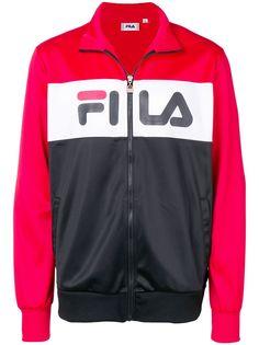 Fila спортивная куртка с логотипом