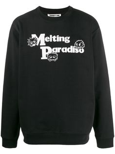 McQ Alexander McQueen Melting Paradiso sweatshirt