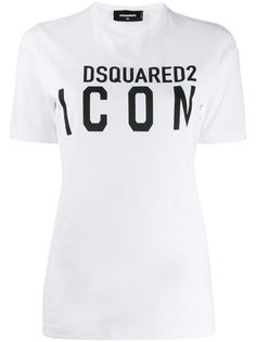 Dsquared2 футболка Icon с логотипом
