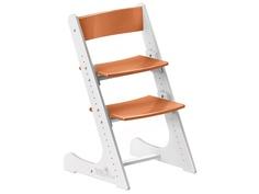 Стул Растущий стульчик Конек Горбунёк Универсальный White-Orange