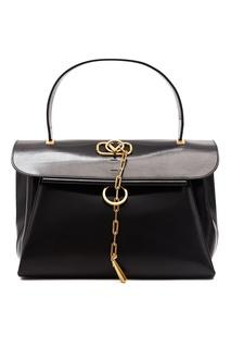 Черная сумка V-Chain Valentino Garavani