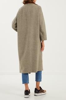 Двухсторонее шерстяное пальто Chapurin