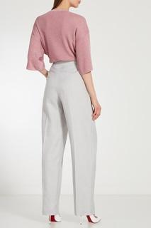 Розовый блестящий джемпер Stella Mc Cartney