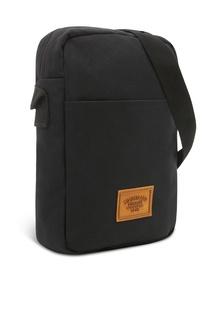 Черная текстильная сумка Timberland