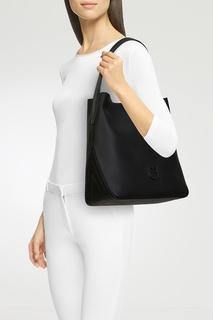 Черная сумка Dea Furla