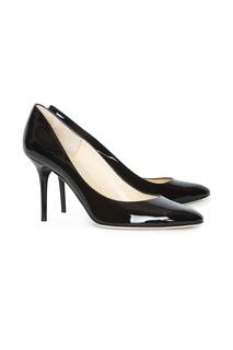 Черные лакированные туфли Gilbert Jimmy Choo