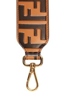 Кожаный ремень для сумки Fendi
