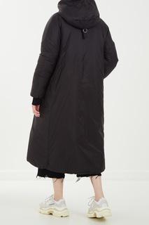 Черное пальто «Герда» Novaya