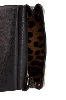 Черная сумка Miss Sicily Dolce & Gabbana