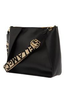 Черная сумка с логотипом Stella Mc Cartney