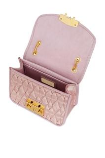 Розовая сумка Metropolis Cometa Furla