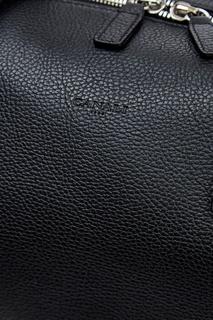 Черная дорожная сумка Canali