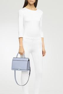 Голубая сумка Like Furla