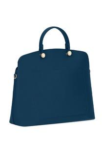 Синяя сумка My Piper Furla