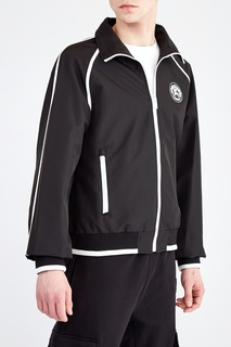 Куртка с контрастной отделкой Burberry