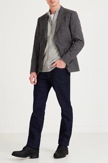 Темно-синие прямые джинсы Timberland