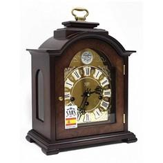 Настольные часы (35x15x38см) SARS 0092-340 Dark Walnut