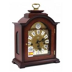 Настольные часы (35x15x38см) SARS 0092-340 Mahagon