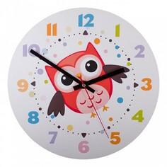 Настенные часы (30 см) Детские KD-040-113 Дубравия