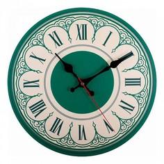 Настенные часы (30 см) Классика KD-040-121 Дубравия