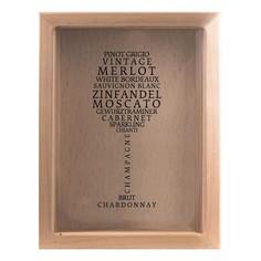 Копилка для винных пробок СОРТА ВИН 22x26 Натуральный KD-022-111 Дубравия