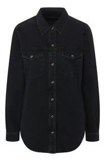 Хлопковая рубашка J Brand
