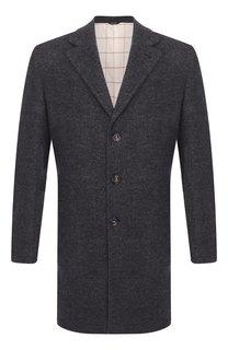 Пальто из смеси шерсти и кашемира Loro Piana