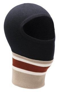 Шерстяная шапка-балаклава Loro Piana
