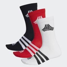 Носки Football Street 3-Stripes adidas Performance