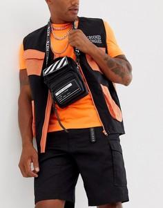 Черная сумка HXTN Supply-Черный
