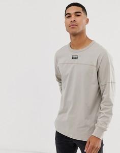 Лонгслив с логотипом adidas Originals-Мульти