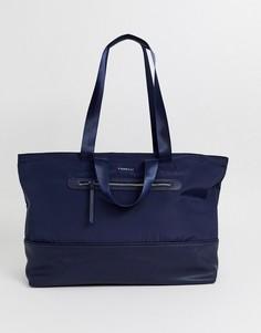 Темно-синяя сумка на плечо Fiorelli - Becca-Темно-синий