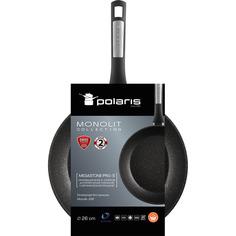 Сковорода без крышки Monolit-26F Polaris