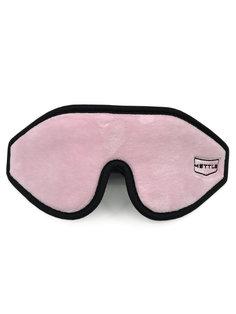 Маска для сна 3D ультра комфорт Розовый Mettle