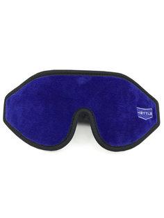 Маска для сна 3D ультра комфорт Темно-синий Mettle