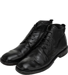 Ботинки мужские Moma 2BW037ST черные 44 RU