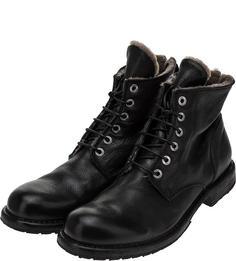 Ботинки мужские Moma 2CW007CUM черные 43 RU