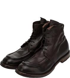 Ботинки мужские Moma 2CW002-CU коричневые 42 IT