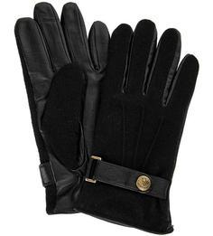 Перчатки мужские Eleganzza IS0161 черные 8