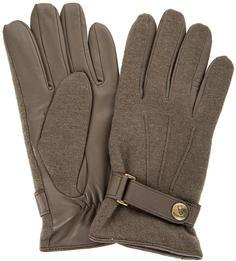 Перчатки мужские Eleganzza IS0161 коричневые 10