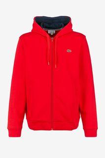 Толстовка мужская Lacoste SH7609528T красная 7 FR