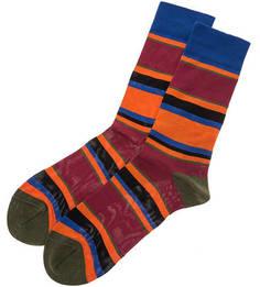 Носки мужские COLLIROSSI UFI4040-5/1 разноцветные 41 RU